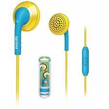 Philips SHE2675YB In-Ear Headset Earphones Earset For Smartphone SHE2675 GENUINE