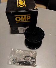 OMP Racing Steering Wheel Quick Release Hub - Fits OMP, Sparco, MOMO Hubs