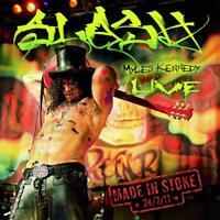 SLASH - MADE IN STOKE 24/7/11 (LIMITED VINYL EDITION)  4 VINYL LP+CD NEW+