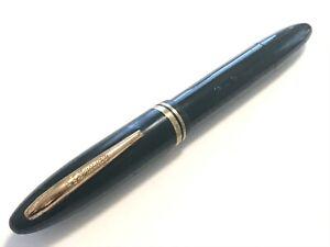 Japanese lon line fountain pen  ink shot off no Ink leak very rare item