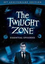 The Twilight Zone: Essential Episodes (DVD, 2014, 2-Disc Set, 55th Anniversary E