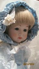 """Vintage Enchanted Doll Victoria, K Star R Reproduction, 23"""" Tall"""