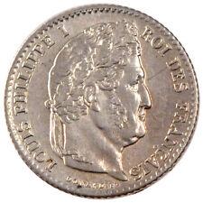 Monnaies, Louis Philippe Ier, 1/4 Franc #58630