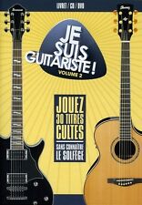Guitarman - Je Suis Guitariste [New CD] Bonus DVD
