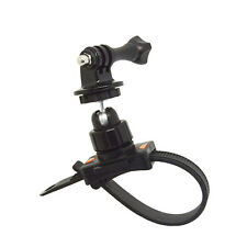 Roll Bar Zip Mount for GoPro Hero 1 2 3 3+ 4 5 Fits Cage Handlebar Seat Post