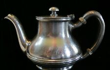 Buckingham Hotel St. Louis MO Wallace Silver Soldered 10 oz Coffee Pot c. 1924
