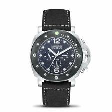 KIMSDUN Fashion Silicone Belt Adjust Waterproof Luminous Mechanical Men's Watch