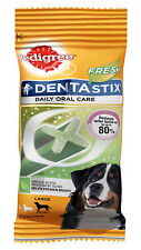 Pedigree Dentastix Fresh Dental Treat Large / 7 Pack