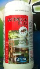 ANTI MOSCA PLUS insetticida granulare 250 gr elimina piccoli insetti giardino
