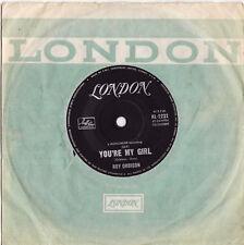 "ROY ORBISON - YOU'RE MY GIRL / SLEEPY HOLLOW Very rare 1965 Aussie 7"" Single!"