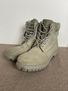 Mens Timberland Boots A177V Leather Waterproof 12M