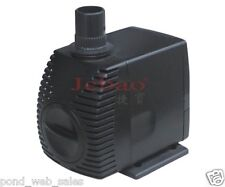 High Quality 400gph Submersible pond Pump,Safety Ground PowerCord, Long Lasting