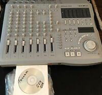 Tascam 564, Digital Mini Disc Portastudio Recorder
