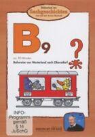 ARMIN MAIWALD - BIBLIOTHEK DER SACHGESCHICHTEN:BAHNREISE SPEZIAL DVD KINDER NEU