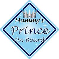 Personnalisé enfant//bébé à bord voiture signe ~ daddys princesse sur board ~ p/&p