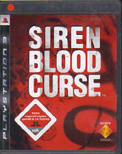 Siren Blood Curse (PlayStation3)