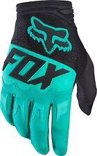 2017 Mens Adult Fox Racing Dirtpaw Race Gloves Motocross MTB ATV Gloves Off Road
