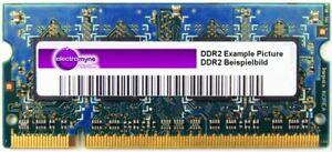 256MB Nanya DDR2 RAM PC2-4200S-444-12-C1 533MHz 1Rx16 Sodimm NT256T64UH4A0FN-37B