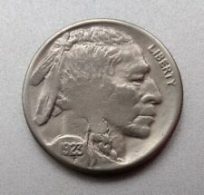 1923 S Buffalo Nickel USA