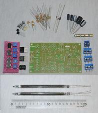Stereo VU meter driver ( KIT ) + IN-13 nixie tube KIT !