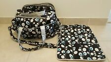 JuJuBe Be Prepared Travel Carry-on/Diaper Bag, Classic collection