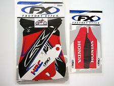 Factory Effex EVO 13 Graphics Forks Honda CR 125 CR125 98 99 CR250 250 97 98 99