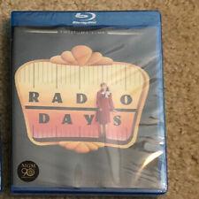 Radio Days (Woody Allen, 1987) Twilight Time Blu-Ray, OOP, Limited