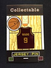 Cleveland Cavaliers Dwyane Wade lapel pin-Cool Collectable-Fan Favorite Player