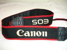 CANON EOS CAMERA NECK STRAP EW-L6 for T5i T3i 70D T4i 7D 70D 80D 5D 7D 6D Mark