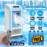 Portable Evaporative Cooling Humidifier Air Cooler Fan Indoor w/ Remote Control