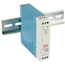 Din-Rail power supply 24W 24V 1A ; MeanWell, MDR-20-24
