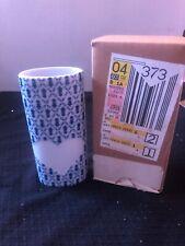 Holly Hobbie Petite Pattern Vase Nib
