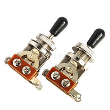 2pcs HIGH QUALITY 3 WAY TOGGLE SWITCH - ELECTRIC GUITAR