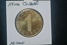 1 EURO DE PARIS LA DEFENSE  9/5-  21/5 - 1996