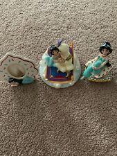 Disney Aladdin Princess Jasmine Schmid Photo Frame Music Box A Whole New World
