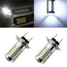 FITS AUDI A4 B8  2X H7 5630 33SMD LED 12V FOG HEADLIGHT LIGHT BEAM BULBS