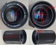 Apollo 90mm f/2.8 MC Projector Lens. Germany lens.