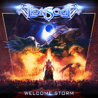 Lionsoul - Welcome Storm [New CD]