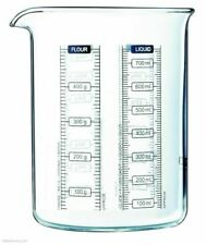 Pyrex Classic Kitchen Lab Measure and Mixing Beaker 750ml - Transparent