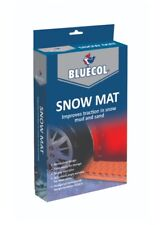 Snow Mat Mud Sand Mat Anti Skid Car Tyre Mats Grip/Snow Mats (Set Of 2 Mats)