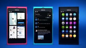 Nokia Lumia N9 N9-00 Smartphone Box pack Unlocked 3G Wifi 16GB 8MP NFC