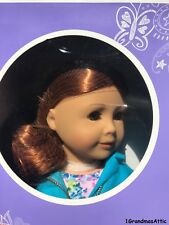 American Girl Truly Me Doll 61 Light Skin Red Hair Green Eyes 18 in NIB