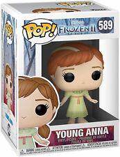 Funko - POP Disney: Frozen 2 - Young Anna Brand New In Box