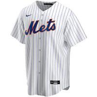 Brand New 2021 New York Mets Nike Home Replica Team Jersey NWT