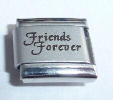 FRIENDS FOREVER Italian Charm - 9mm fits Classic Starter Bracelets - Best Friend