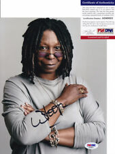 Whoopi Goldberg The Color Purple Signed Autograph 8x10 Photo PSA/DNA COA #3