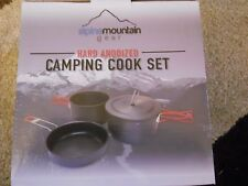 camping cook set- Alpine Mountain