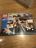 LEGO World City Police and Rescue Surveillance Truck (7034). Manual Only  BD1