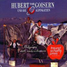 Hubert von Goisern Aufgeigen statt niederschiassen (1992, & Die Alpinkatz.. [CD]
