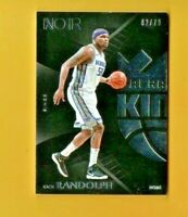 D16764  2017-18 Panini Noir #21 Zach Randolph  KINGS HOME #02/79